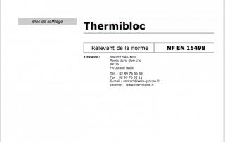 Document Technique d'Application CSTB