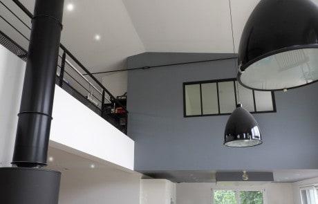 Maison personnelle d'un maçon Nicolas Haquin