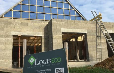 La porte ouverte d'une maison en cours de construction est organisée les 22 et 23 février 2019 à Pleumeleuc